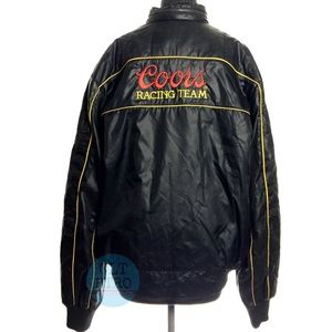 vtg Coors Racing Team Jacket
